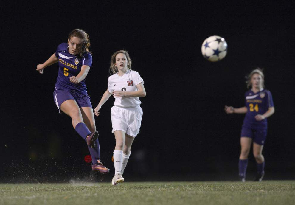 Lutcher-St. Michael girls soccer match ends in another tie _lowres
