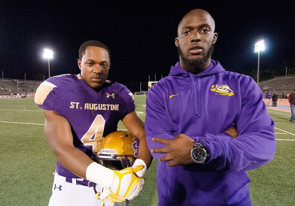 Walker: Fournette brothers stay close, even with Leonard ...