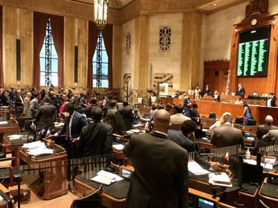 Special session opens 092820