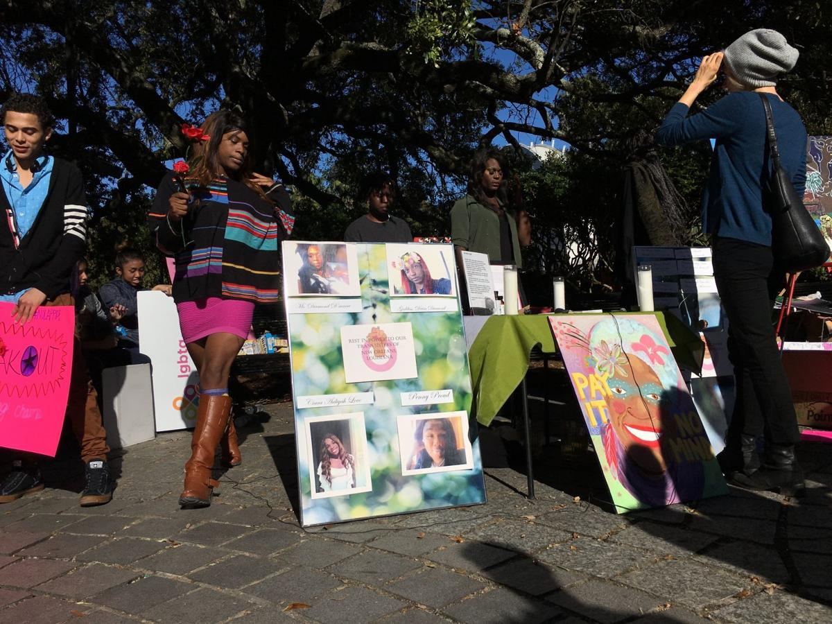 Town hall on transgender violence follows recent murders in Louisiana_lowres