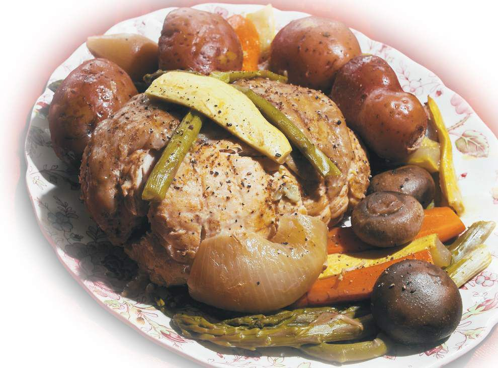 What a Crock!: Turkey Time?: Serve with vegetables for an easy anytime meal _lowres