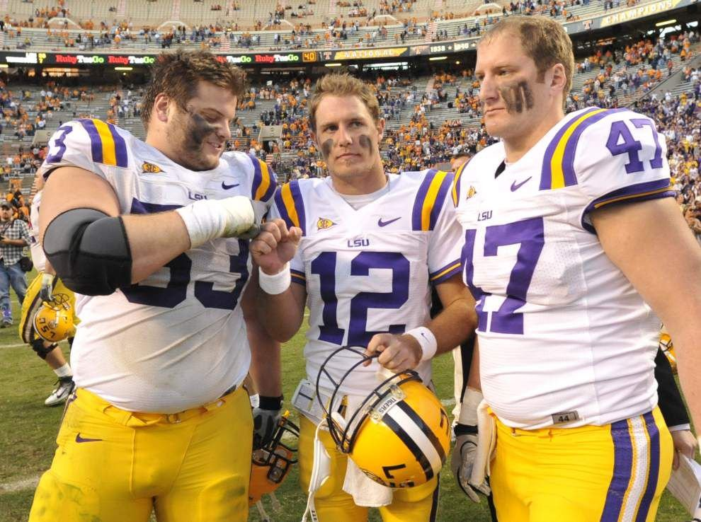 Monroe police: Former LSU football tight end Tyler Edwards death a likely suicide _lowres