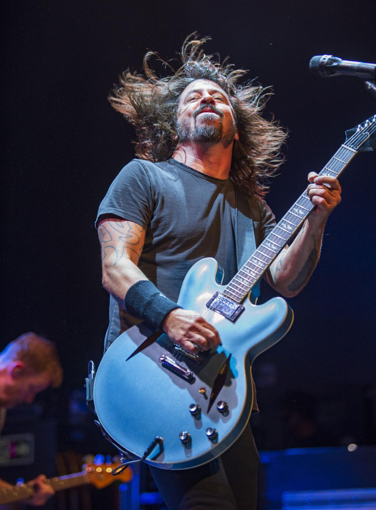 Dave Grohl, Foo Fighters rocked the Fillmore with hits ...