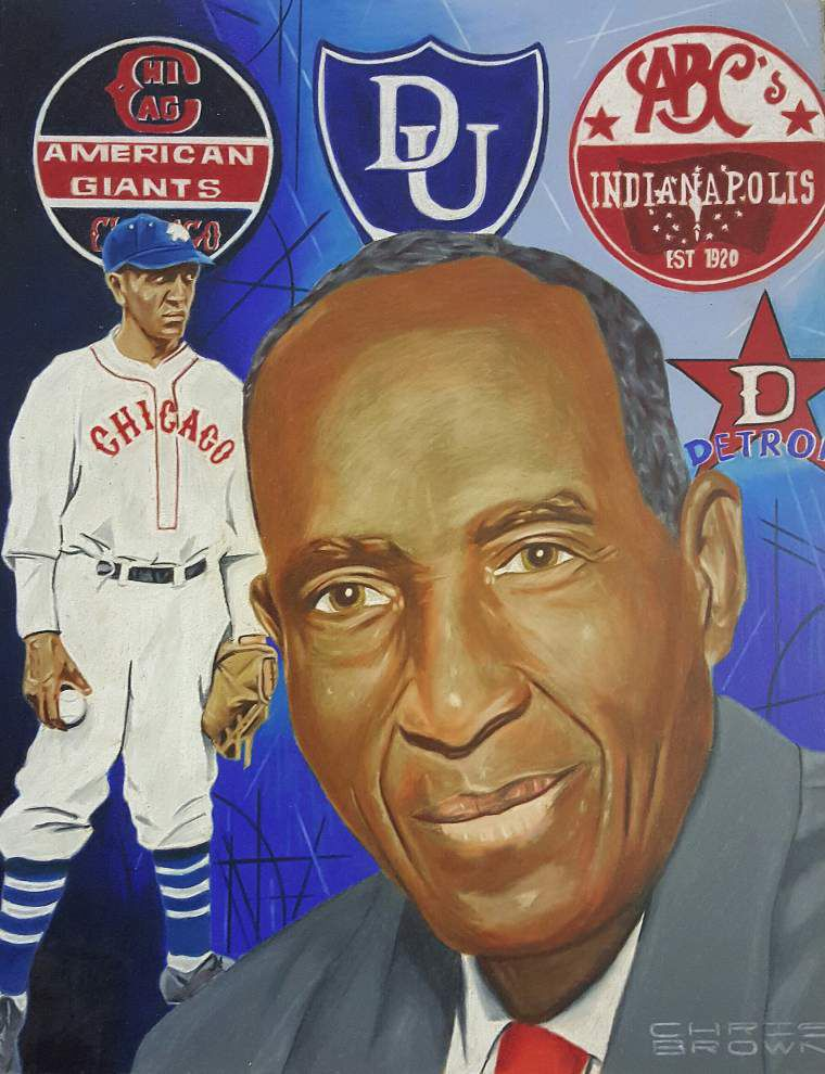 Former Negro Leaguer David Malarcher finally gets due with La. Sports Hall induction _lowres