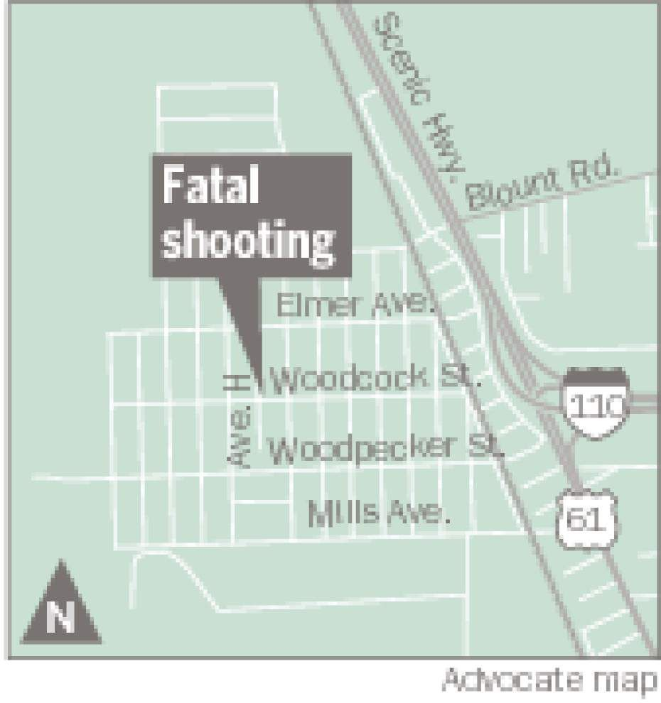 Update: Baton Rouge police identify man killed in shooting early Monday on Avenue H _lowres