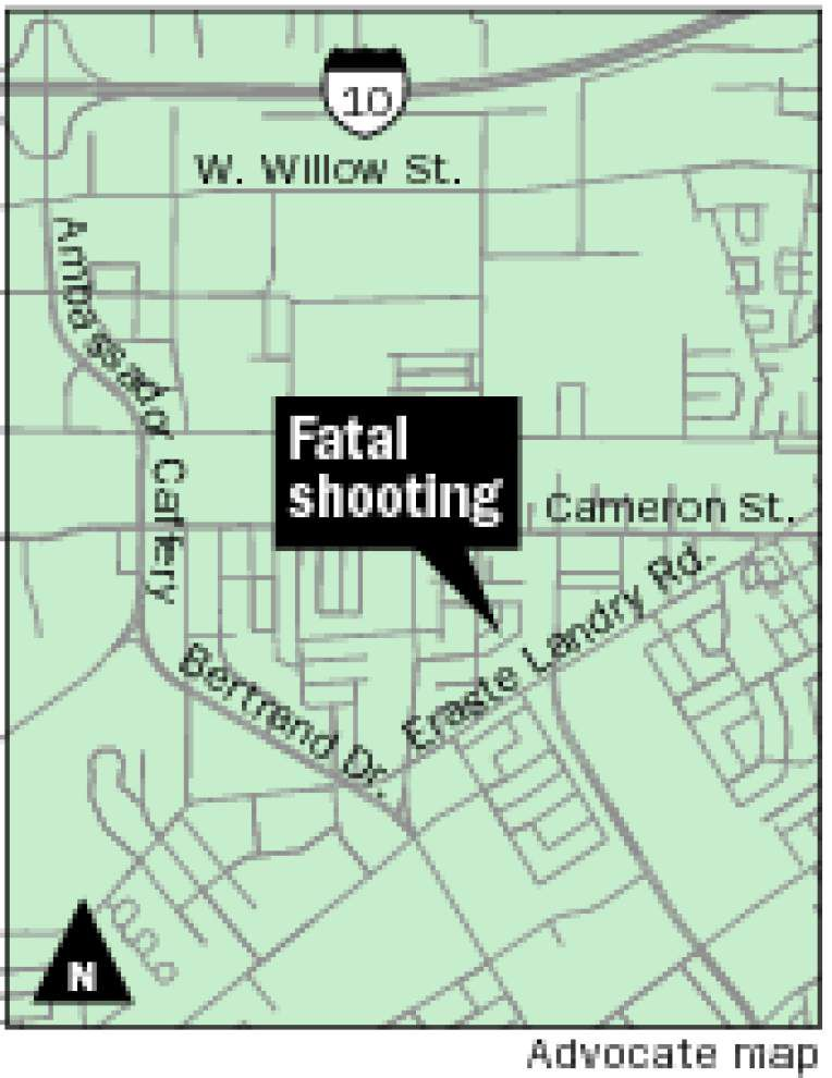 Lafayette police investigating shooting death of 64-year-old man Friday _lowres