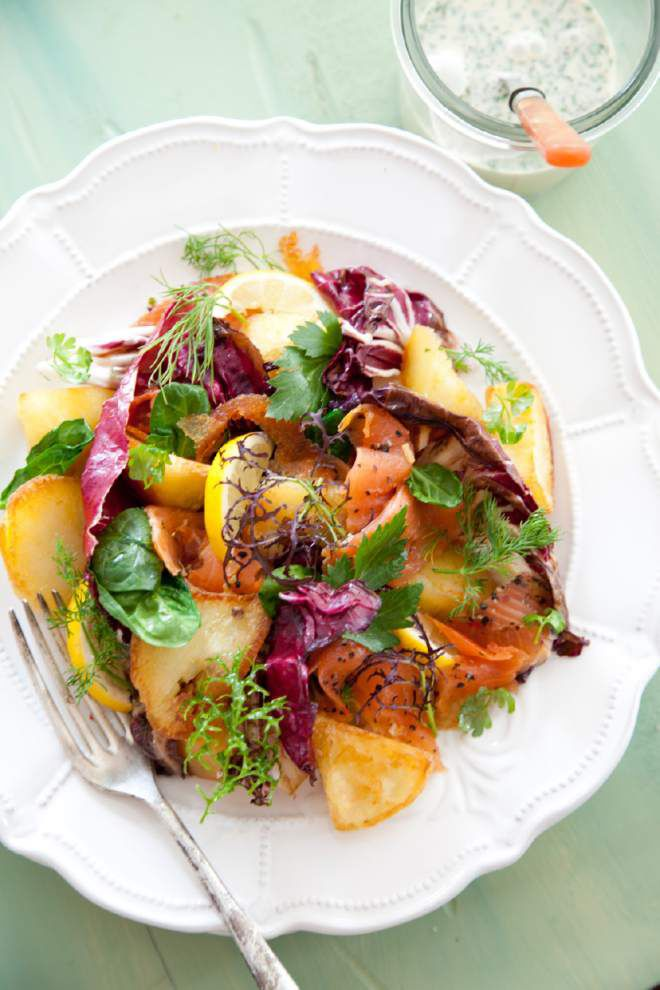 Warm Irish Salad _lowres