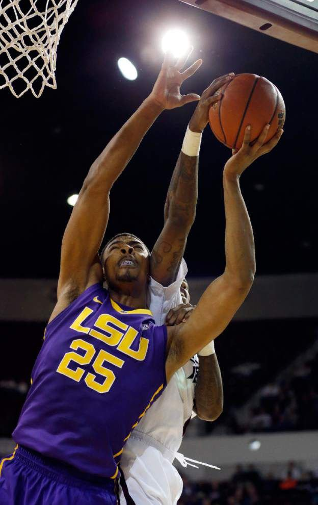 'Terrible shooting day' dooms LSU in road loss to lowly Mississippi State _lowres