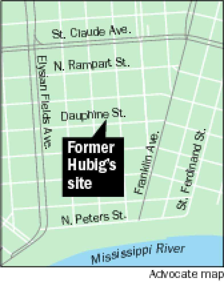 Former Hubig's Pies site OK'd for condos by city planners _lowres