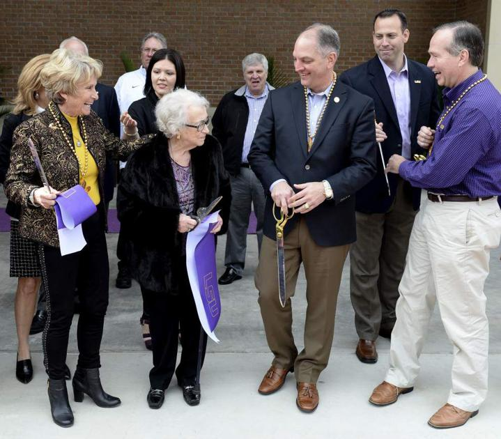 Rabalais: LSU's gymnastics program exists as it does because of D-D Breaux's will, enthusiasm