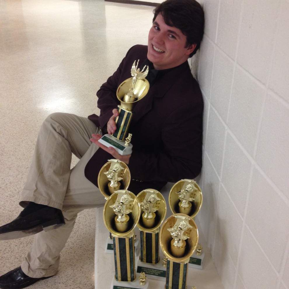 Dutchtown takes first in drama tournament _lowres