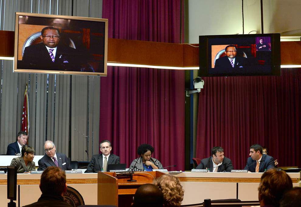 Mayor Kip Holden's tax plan for May ballot fails at Metro Council _lowres