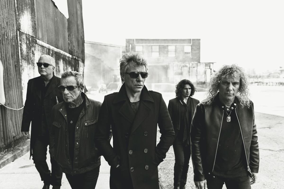 Image Result For Keyboardist Bon Jovi