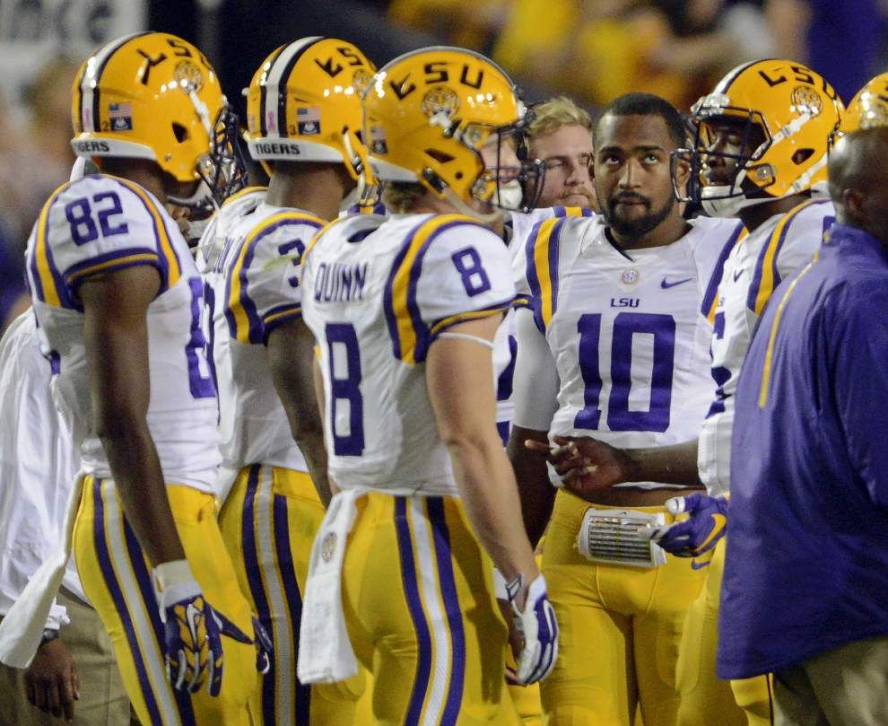 LSU Twitter Mailbag: You asked about quarterbacks, RBs coach and ... is this THE title year? _lowres