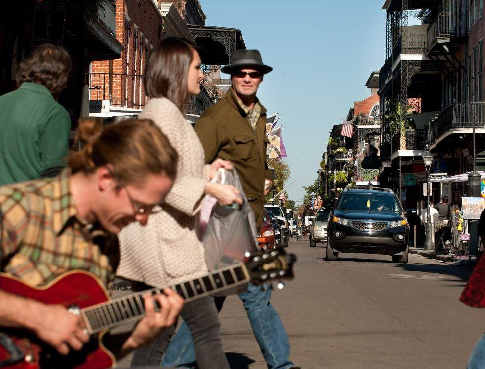 After three-week hiatus, Royal Street in the French Quarter will go pedestrian-only again _lowres