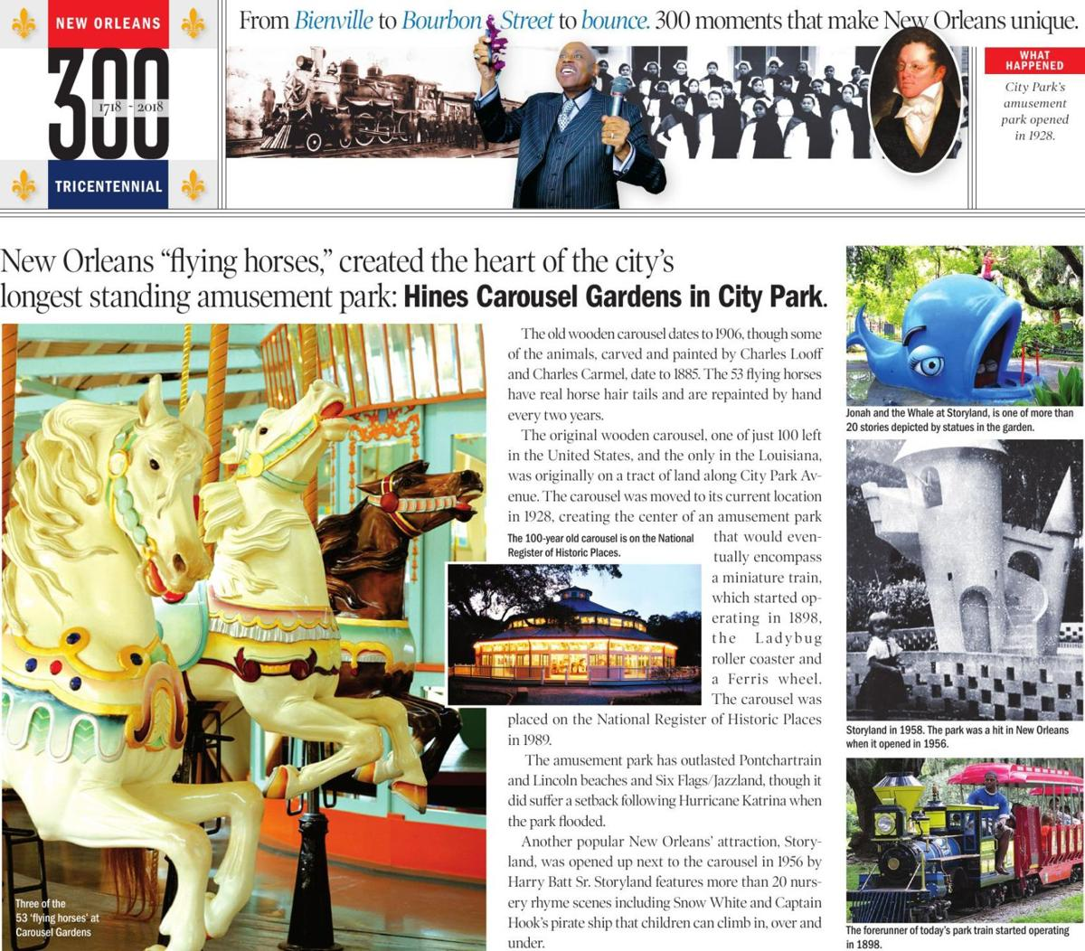 300 carousel