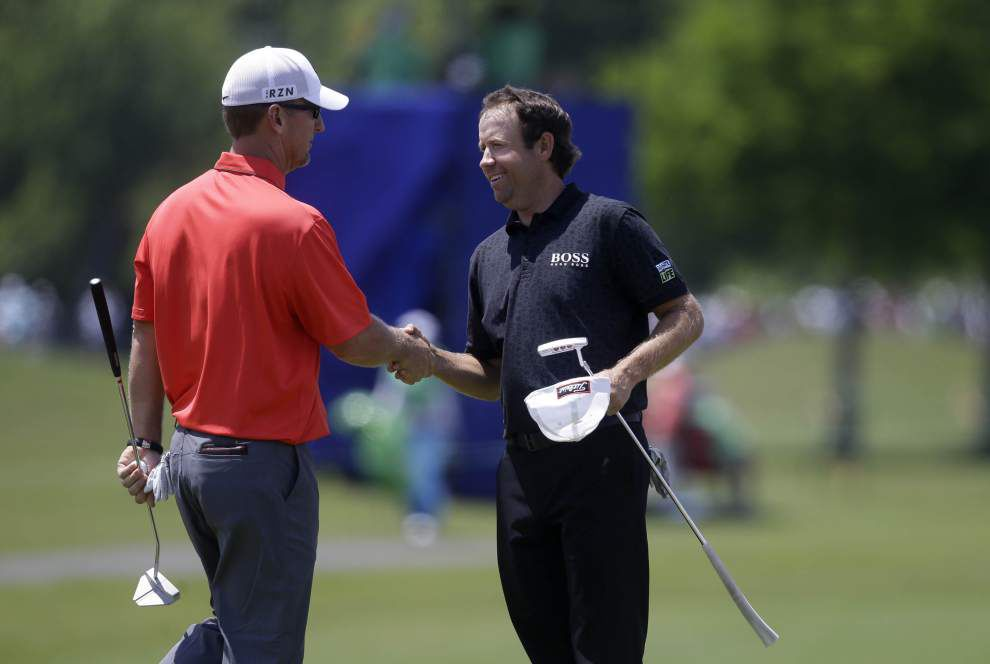 Zurich Classic: David Duval relishes another chance _lowres
