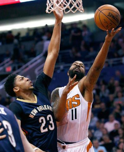 First road win of season as Pelicans down Suns thanks to last-minute Anthony Davis heroics _lowres