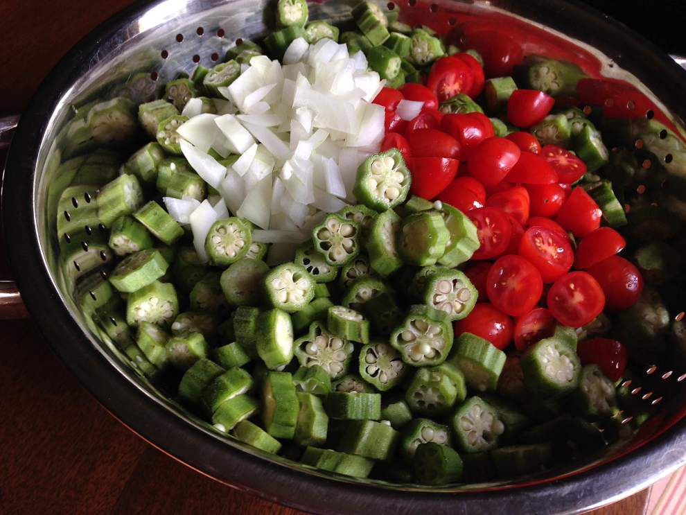 Eat Your Vegetables: Smothered Okra _lowres