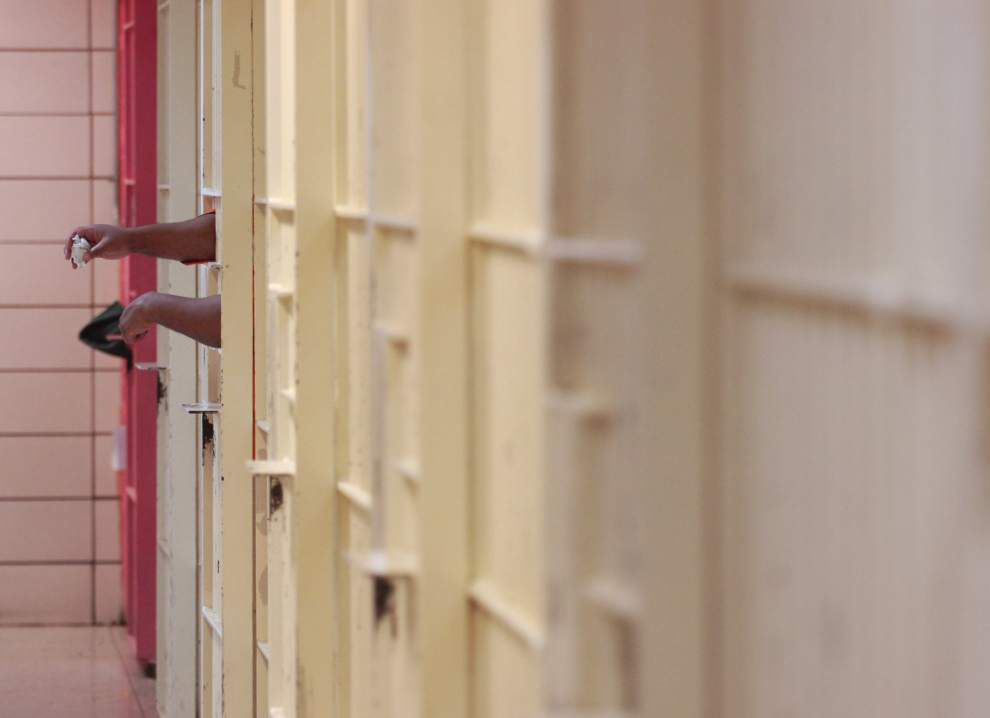 More or less? Jail costs at issue in East Baton Rouge jail proposal _lowres