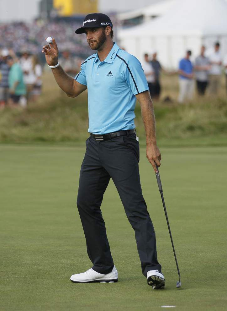 Rory McIlroy stretches British Open lead to 4 strokes _lowres