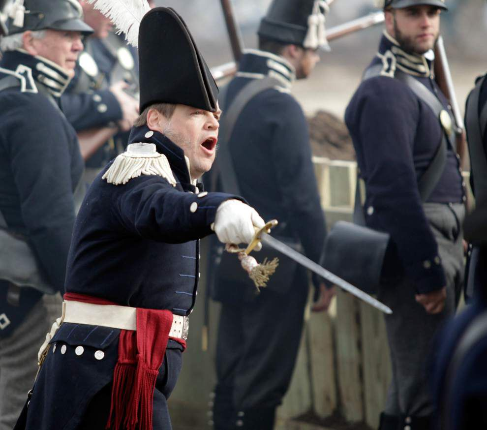 Parish Lines: Blasts from the past: Battle of N.O. re-enactments begin _lowres