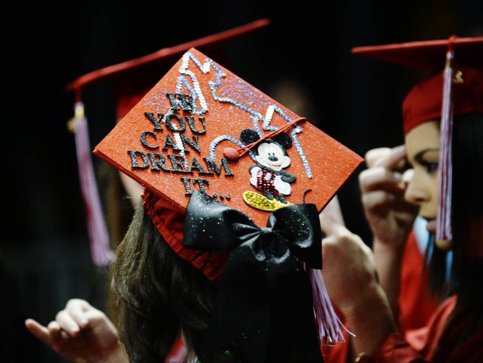 Photos: ULL fall general commencement exercise _lowres