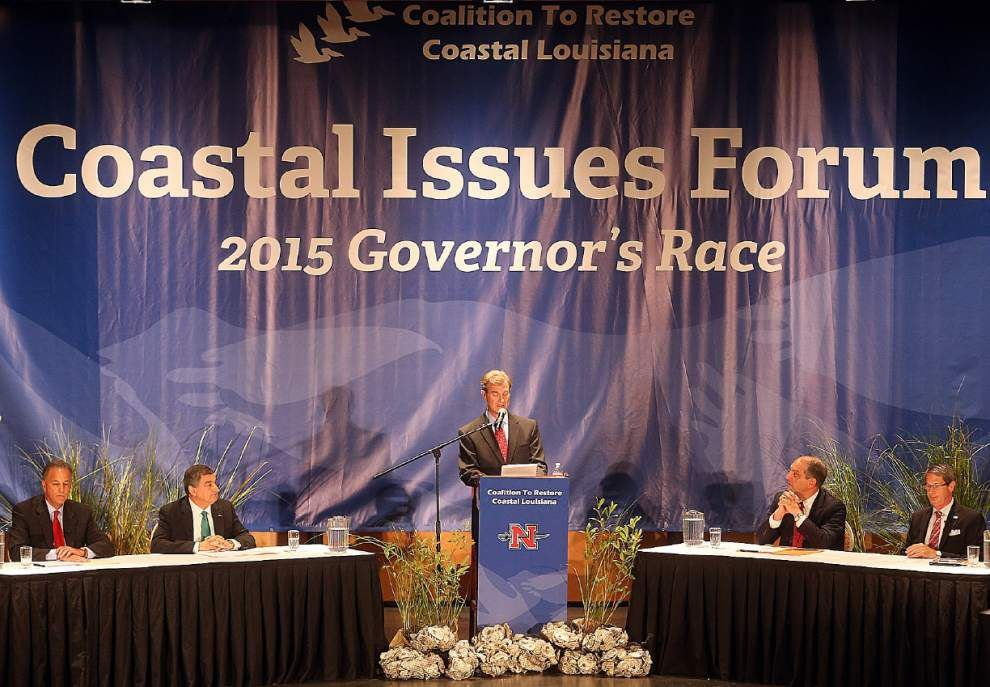 All Louisiana governor candidates support multibillion-dollar diversion plans to slow coastal land loss _lowres
