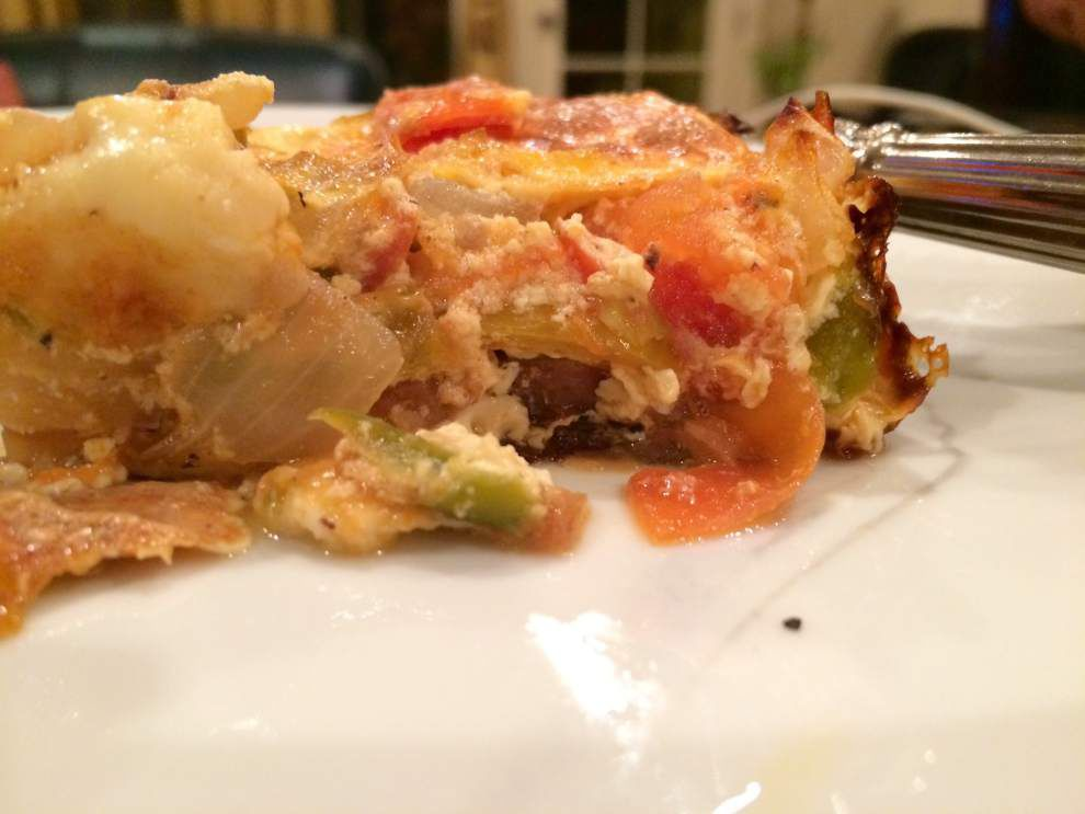 @ The Farmers Market: Try zucchini in this versatile quiche _lowres