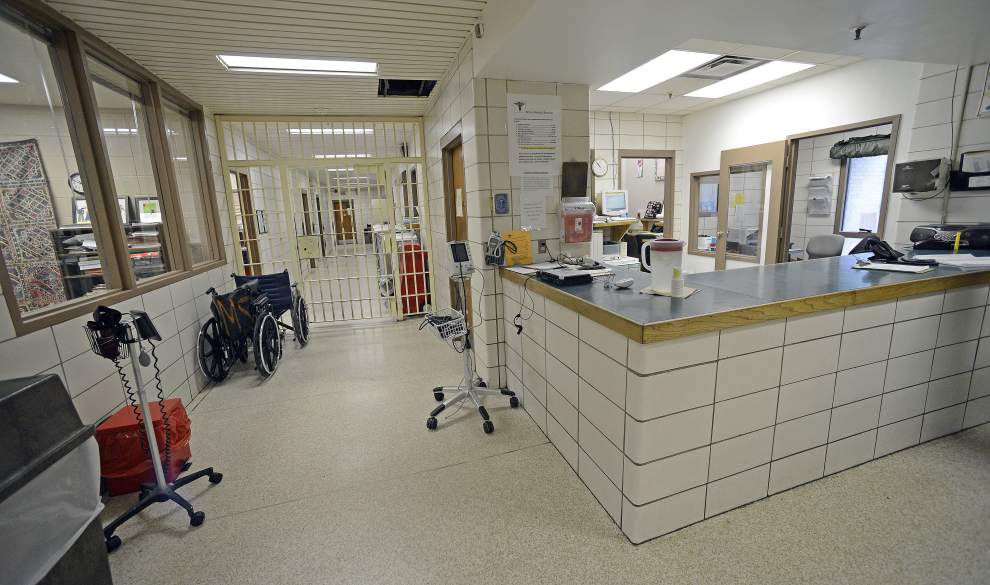 East Baton Rouge jail needs new medical leadership to fix 'inconsistent' health care, consultants say _lowres