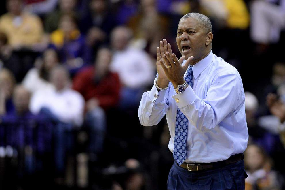 LSU makes cut in simulated draft for NCAA tourney _lowres
