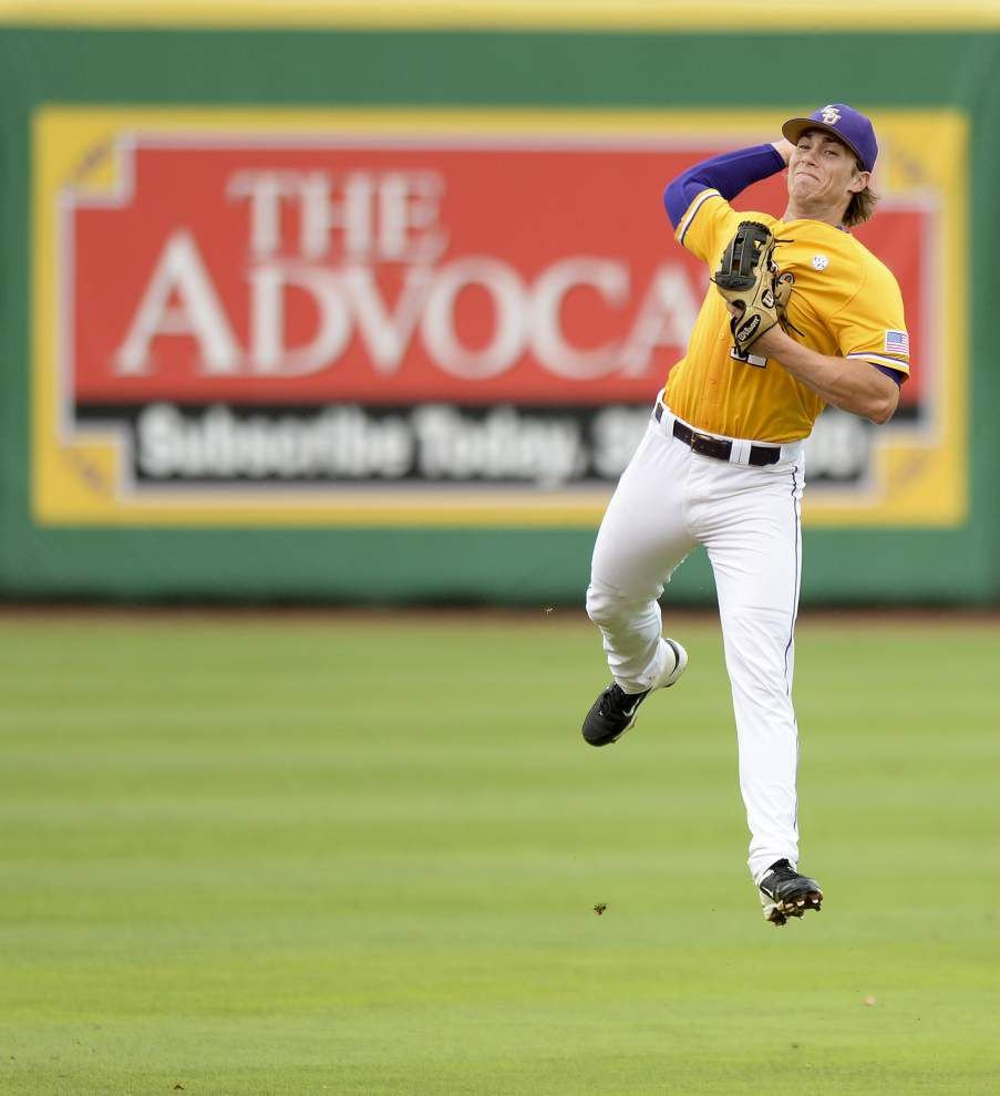 LSU's Jared Foster wins appeal, eligibility restored; has been reinstated on the baseball team, according to university statement _lowres