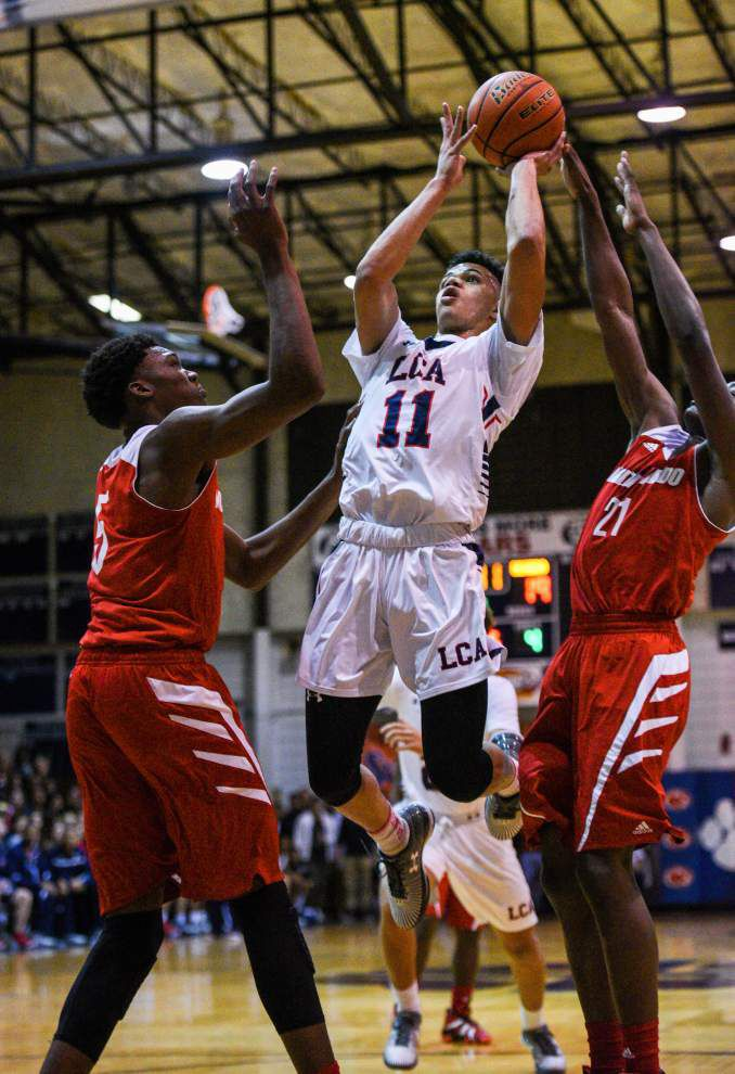 Lafayette Christian topples North Caddo in Sunkist Shootout _lowres