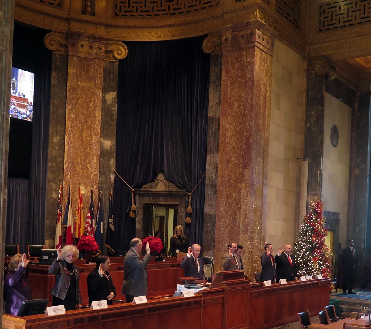 Presidential electors sworn in Dec 19, 2016