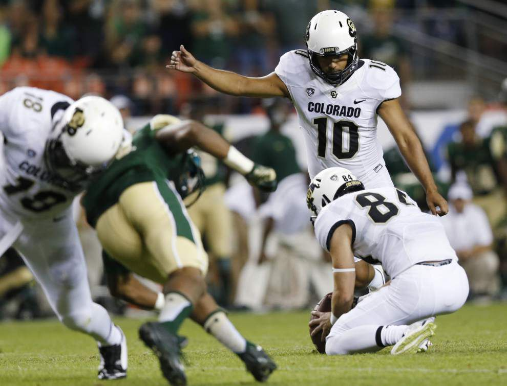 Colorado leery of letdown against Nicholls State _lowres