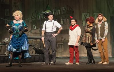 Review: The Musicians of Bremen: A Holiday Panto_lowres