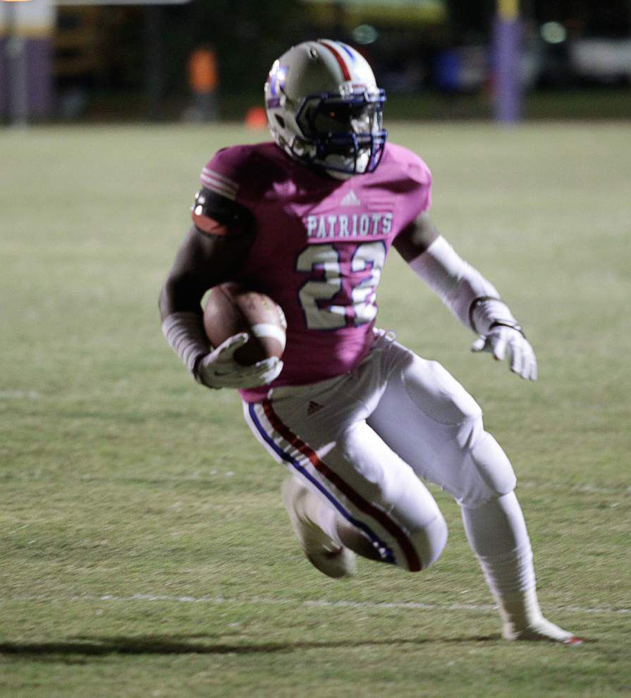 New Orleans prep football _lowres