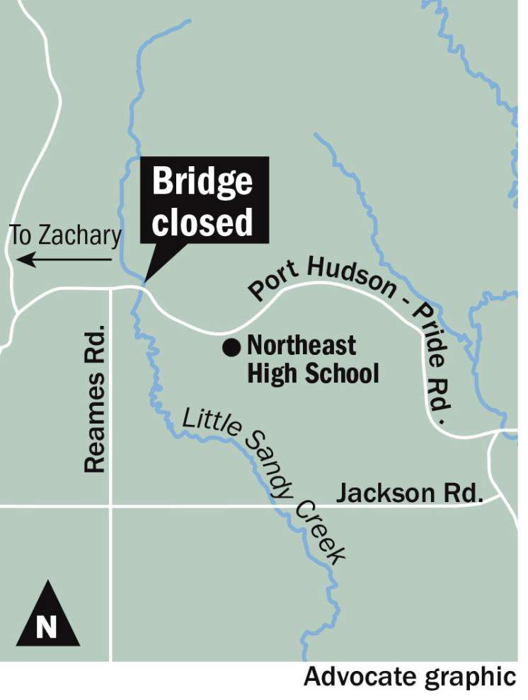 Baton Rouge using federal funds to tackle bridge projects across parish _lowres