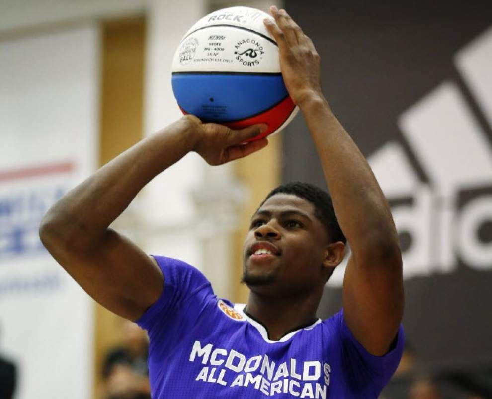 Report: Malik Newman sets announcement date; LSU basketball could add another big name to star-studded class _lowres