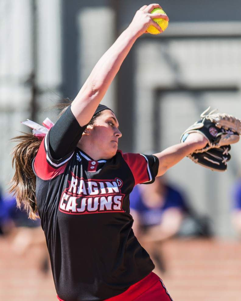 Amid all the glittering offensive numbers, the Cajuns' pitchers have sparkled _lowres