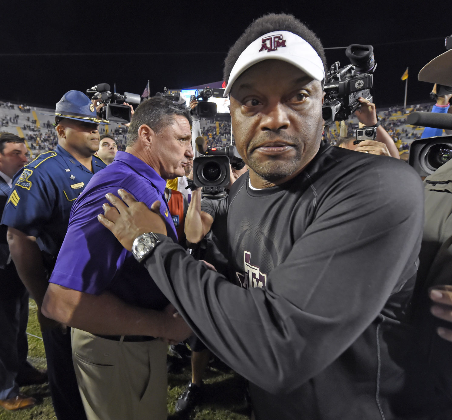 texas a m has fired football coach kevin sumlin after 6 winning rh theadvocate com