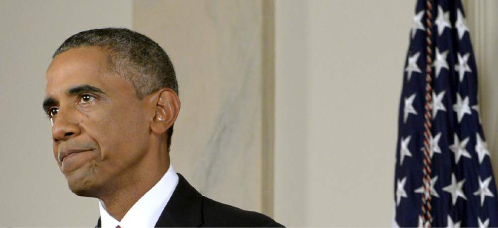 Obama orders airstrikes in Syria for first time _lowres