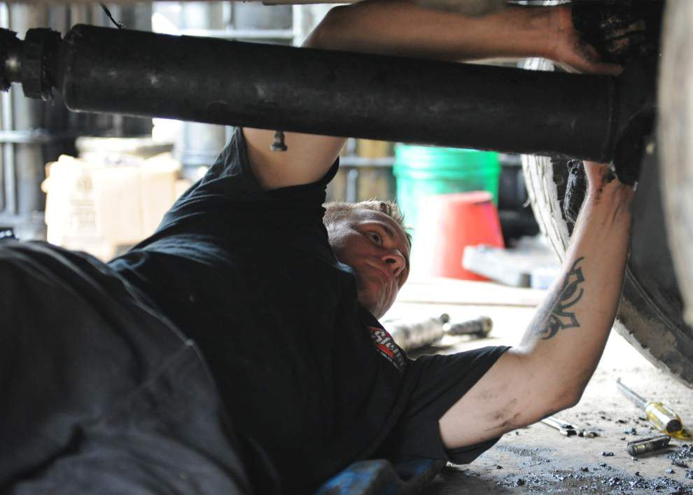 Lafayette Sheriff's Office: Work release program prepares inmates 'for life after jail' _lowres