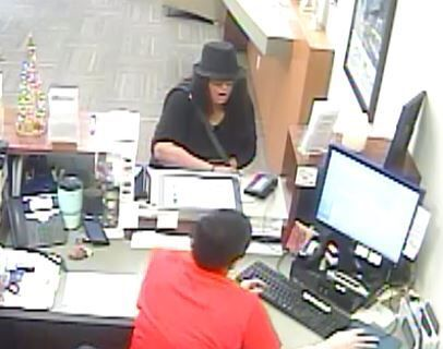 Slidell bank robbery