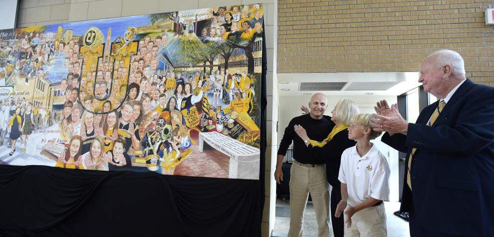 Academic rigor and close-knit atmosphere two biggest memories as LSU Lab School celebrates its centennial _lowres