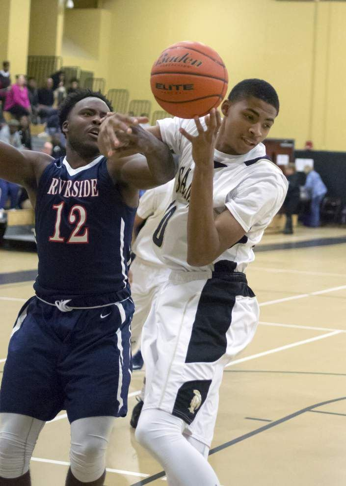 No. 1 Riverside Academy tops No. 9 Salmen _lowres