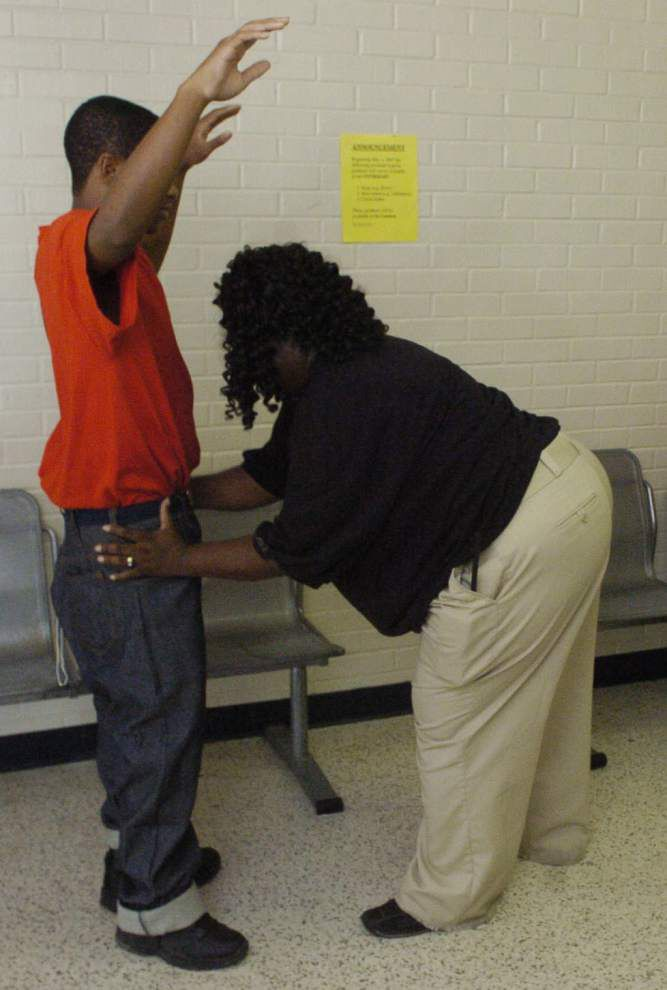 Juvenile justice advocates push for Louisiana to raise age to enter adult criminal justice system _lowres