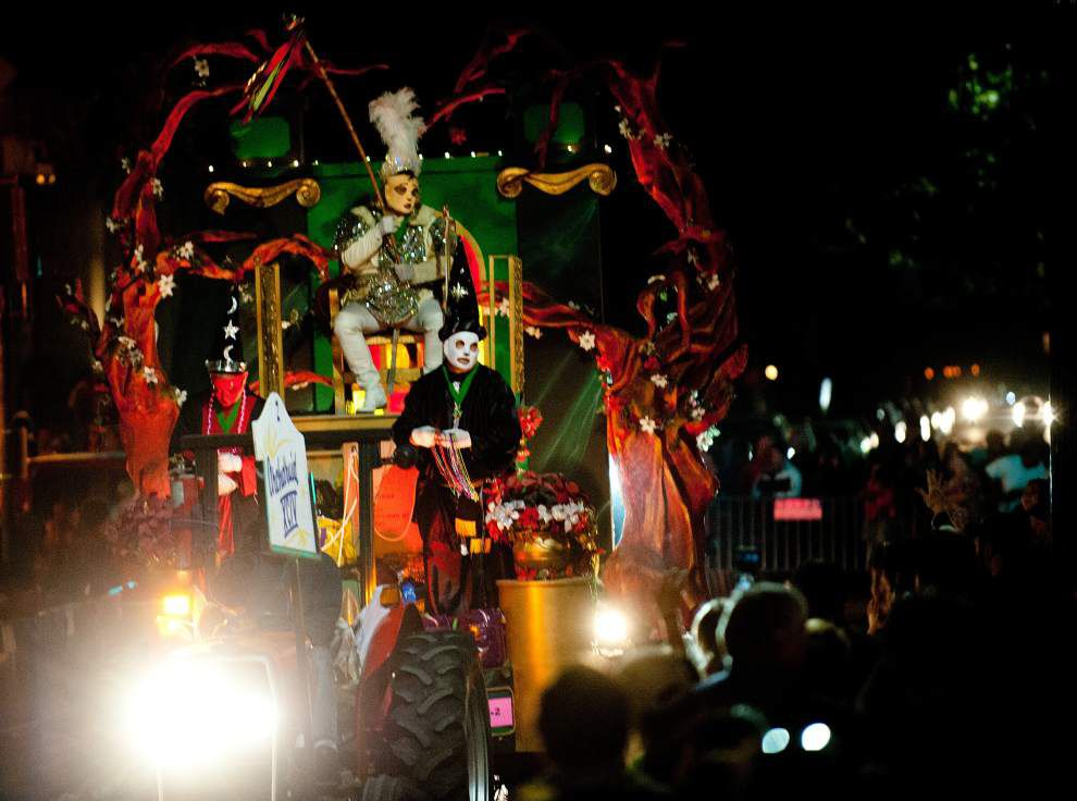 Photos: The Mystic Krewe of Ancient Druids roll _lowres