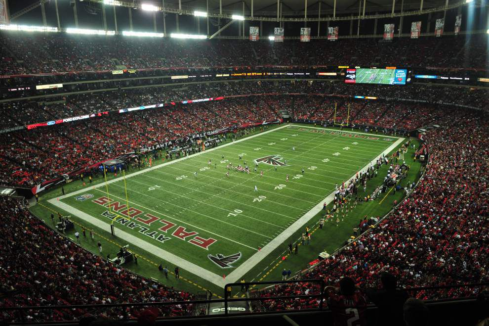Our Views: Atlanta Falcons fury? Not so much _lowres