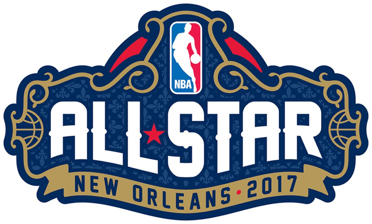 NBA unveils All-Star logo for 2017 game in New Orleans ...